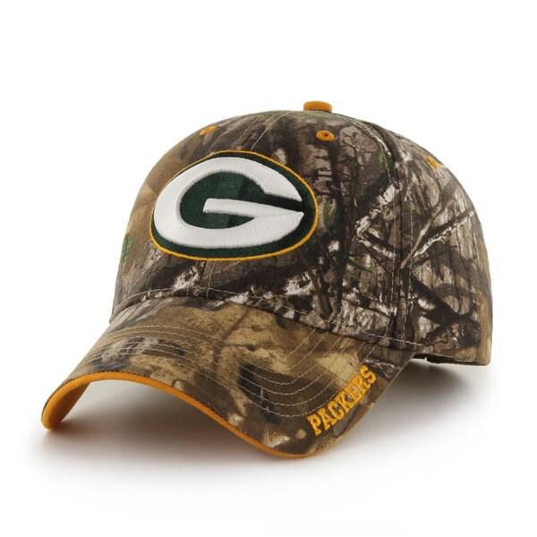 Green Bay Packers NFL RealTree Cap