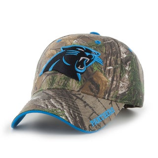Carolina Panthers NFL RealTree Cap