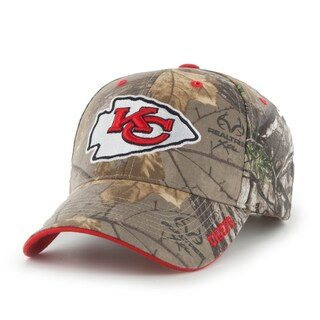 Kansas City Chiefs NFL RealTree Cap