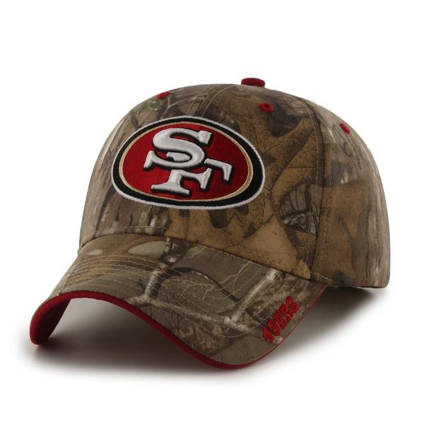 San Francisco 49Ers NFL RealTree Cap