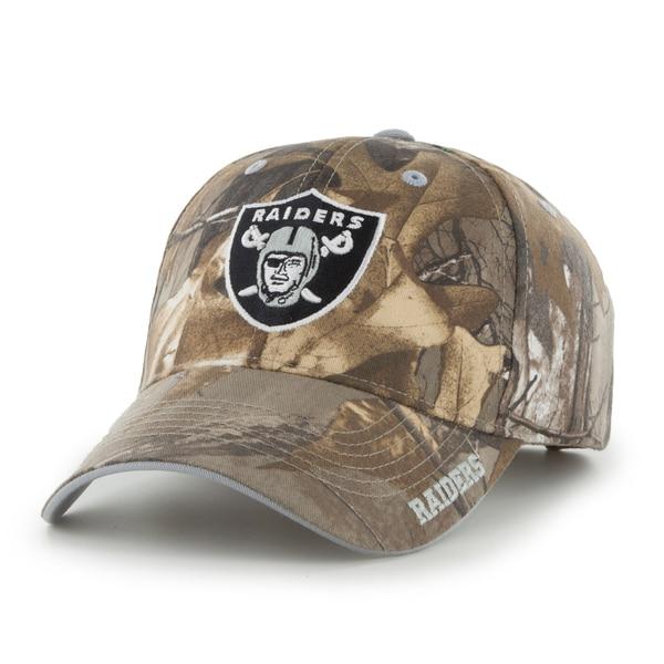 Oakland Raiders NFL RealTree Cap