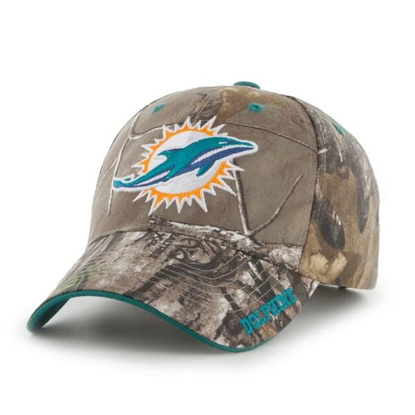 Miami Dolphins NFL RealTree Cap