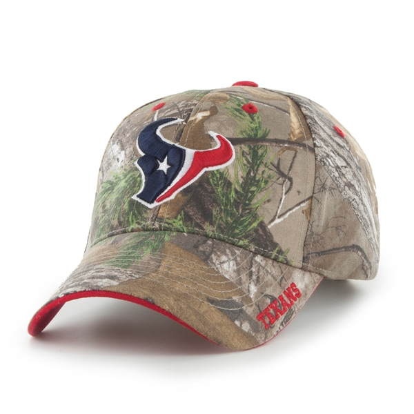 Houston Texans NFL RealTree Cap