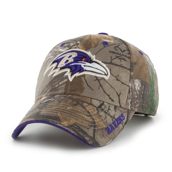 Baltimore Ravens NFL RealTree Cap