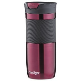 Contigo Byron Snapseal 16 oz Vivacious Stainless Steel Travel Mug|https://ak1.ostkcdn.com/images/products/13058144/P19796518.jpg?impolicy=medium