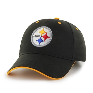 Pittsburgh Steelers NFL Youth Fit Money Maker Cap