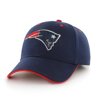 New England Patriots NFL Youth Fit Money Maker Cap