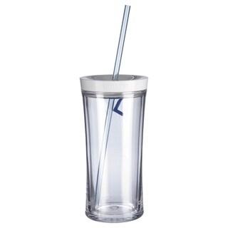 Contigo Shake & Go AUTOCLOSE 16 oz Clean Plastic Mixer Travel Bottle