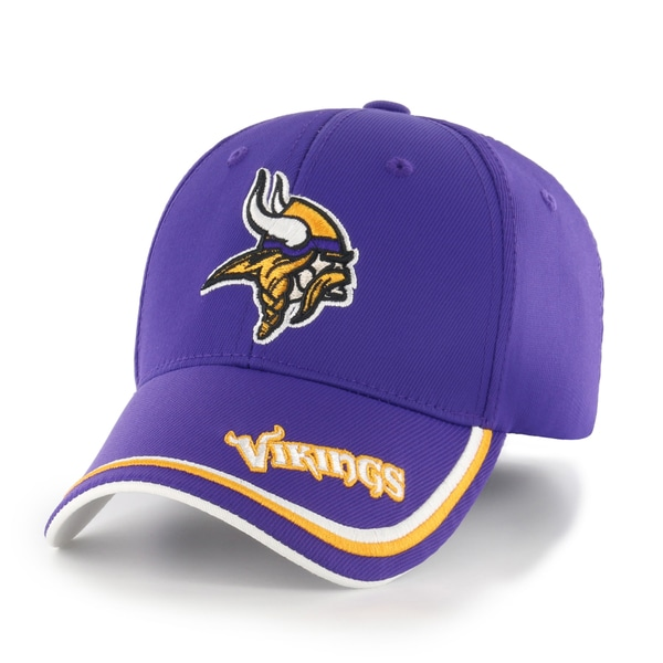 Minnesota Vikings NFL Forest Cap