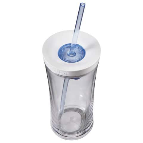 Contigo Shake & Go AUTOCLOSE 20 oz Clean Plastic Mixer Travel Bottle