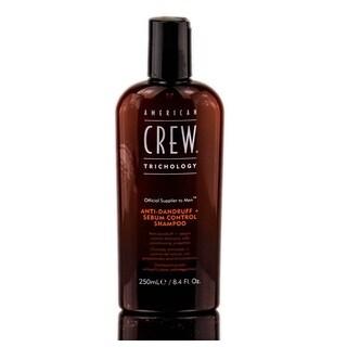 American Crew 8.4-ounce Anti-Dandruff Plus Sebum Control Shampoo