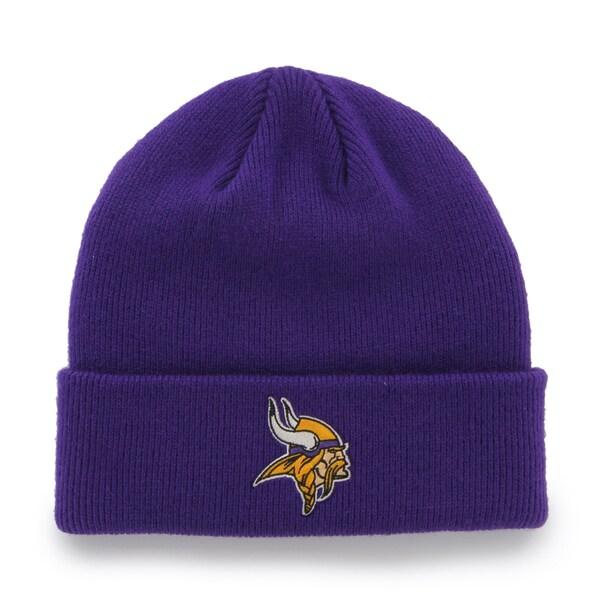Minnesota Vikings NFL Cuff Knit