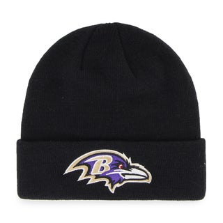 Baltimore Ravens NFL Cuff Knit