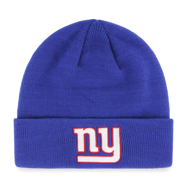 New York Giants NFL Cuff Knit