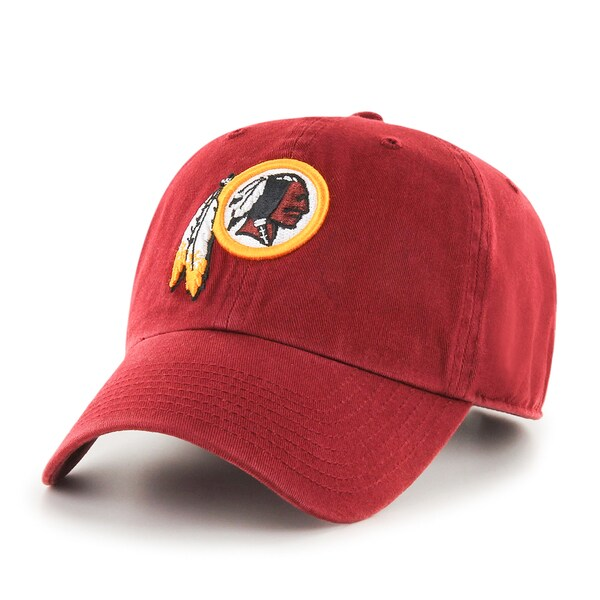 Washington Redskins NFL Clean Up Cap