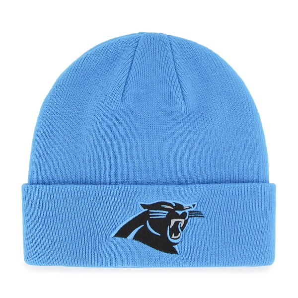 Carolina Panthers NFL Cuff Knit