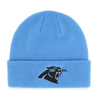 Carolina Panthers NFL Cuff Knit
