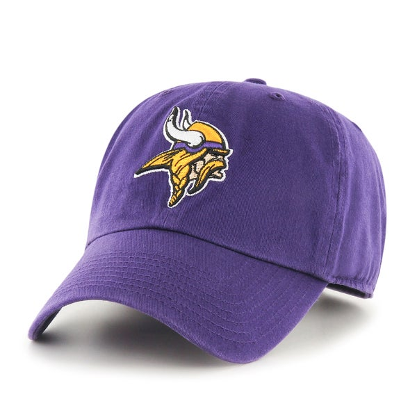 76f59a0b1d41a Shop Minnesota Vikings NFL Clean Up Cap - Free Shipping On Orders ...
