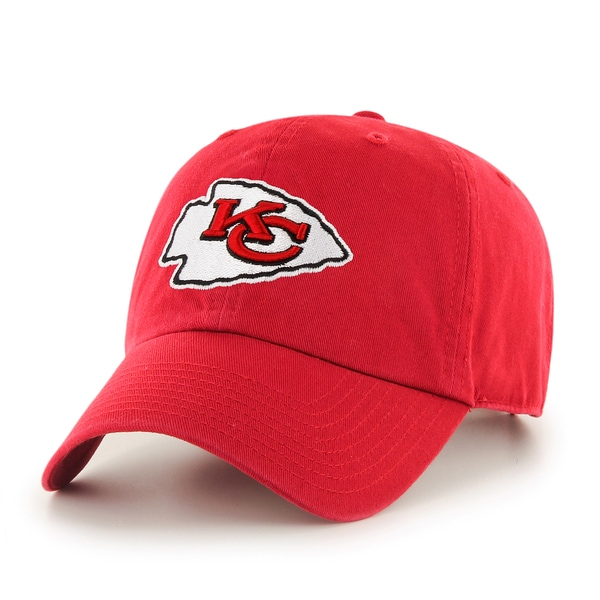 Kansas City Chiefs NFL Clean Up Cap