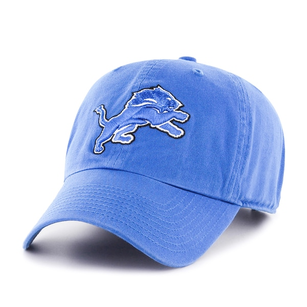 Detroit Lions NFL Clean Up Cap