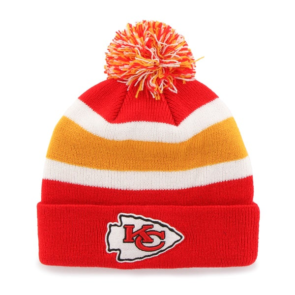 Kansas City Chiefs NFL Knit Beanie