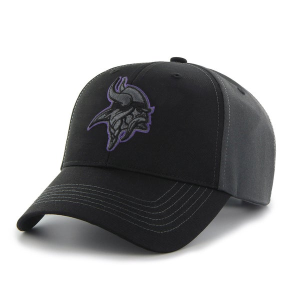 Shop Minnesota Vikings NFL Blackball Cap - Free Shipping On Orders ... 7a01d6afa8f
