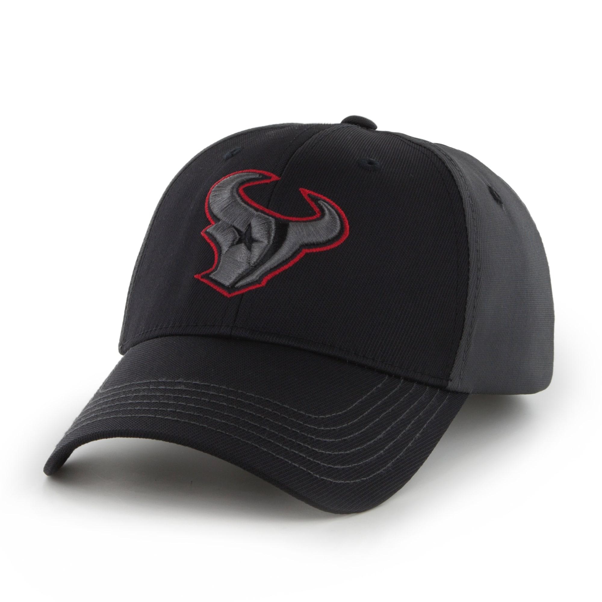 Houston Texans NFL Blackball Cap (Houston Texans), Grey c...