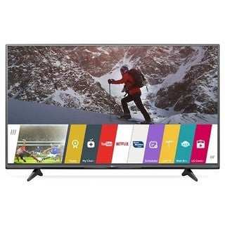 LG 49-inch 4K UHD LED Smart TV - Refurbished