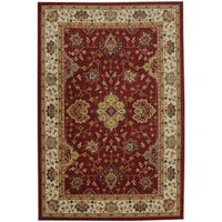 Mohawk Home Providence Rockefeller Berry Area Rug (8' x 11') - 8' x 11'