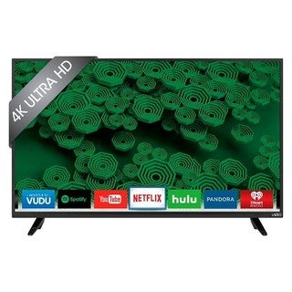 Vizio D40u-D1 D-Series 40-inch Class UHD 120Hz Full Array LED Smart TV