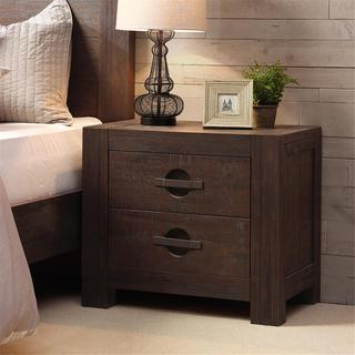 INK+IVY Monterey Brown Nightstand