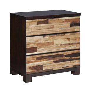 INK+IVY Tavarua Multi Wooden 3 Drawer Dresser