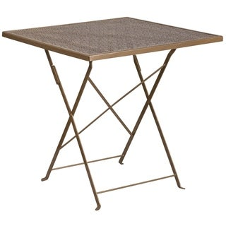 28 inch Folding Patio Table