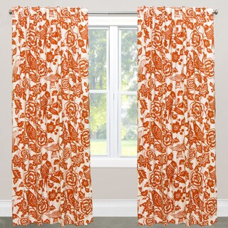 Skyline Furniture Canary Blackout Window Curtain Panel