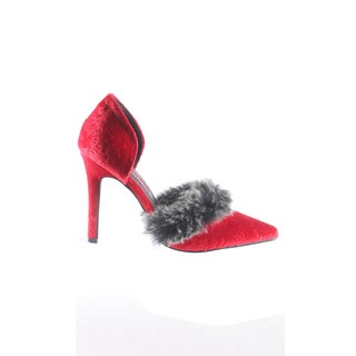 Hadari Women's High Heels Pointed Toe Party Dress Pump Shoes