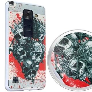 LG K8 Phoenix 2 Escape 3 Brushed 3D Image Case