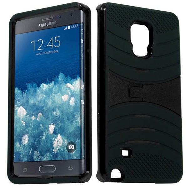 Samsung Galaxy Note Edge N915 Multicolor TPU and PC Extra Large Armor Case