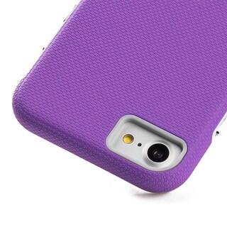 Apple Iphone 7 Ezpress Solid-colored TPU/PC AntiSlip Hybrid Case