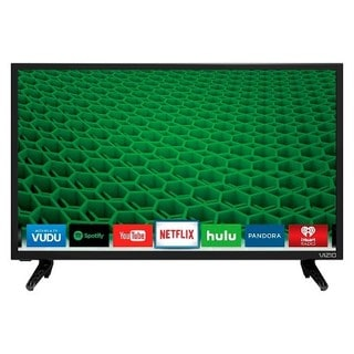 Vizio D24-D1 D-series 24-inch Class LED Smart TV - Refurbished