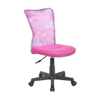 Mid Back Adjustable Ergonomic Mesh Swivel Computer Office Desk Task Chair