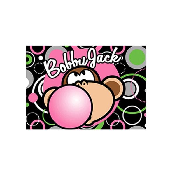 Fun Rugs Home Bobby Jack Bubble Gum Multicolor Nylon Indoor Rug (1'7 x 2'5)