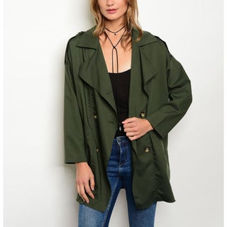 Green Jackets - Overstock.com Shopping - Beat The Cold With Style