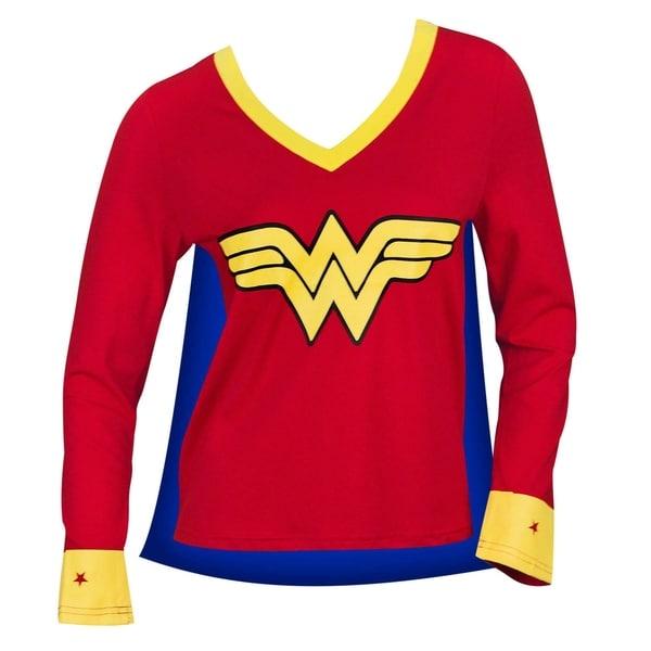 Wonder Woman Costume Tee