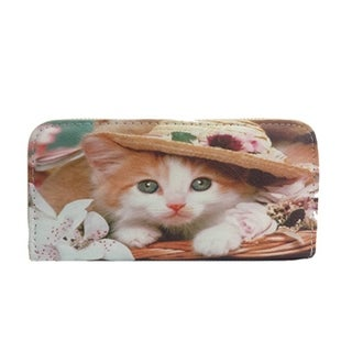 Alfa Traditional Cat in a Hat Wallet