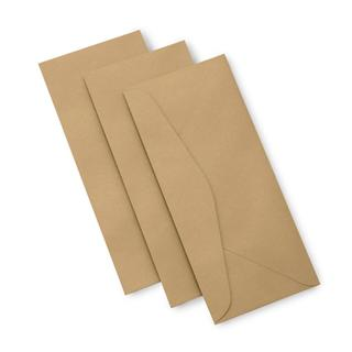 Gold Metallic Paper #10 Envelopes (Case of 50)