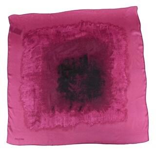 Halston Heritage Squares Silk Scarf