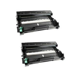 2PK Compatible TN210BKDrum Drum Cartridge For Brother HL 3040 HL 3040CN ( Pack of 2 )
