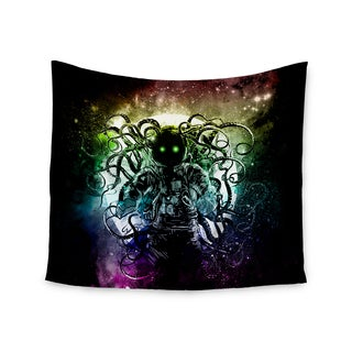 Kess InHouse Frederic Levy-Hadida 'Terror From Deep Space' Wall Tapestry