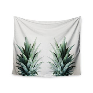 Kess InHouse Chelsea Victoria 'Two Pineapples' Wall Tapestry