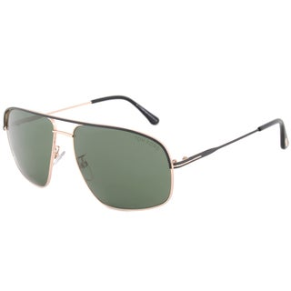 Tom Ford Justin Sunglasses FT0467 02N